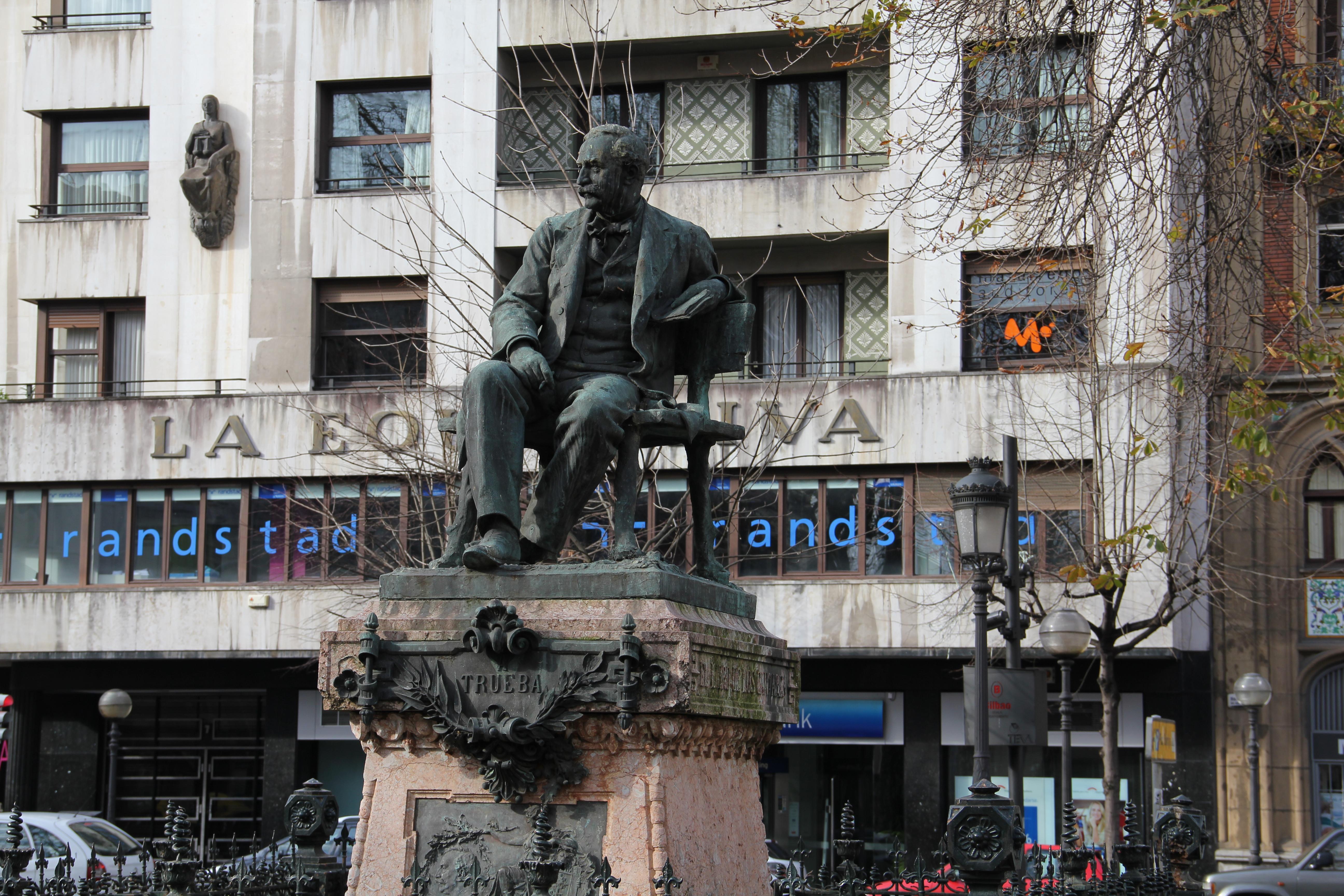 Conoces bien bilbao i el arte en la calle blog de for Calle jardines bilbao